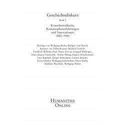 Geschichtsdiskurs, Band 4