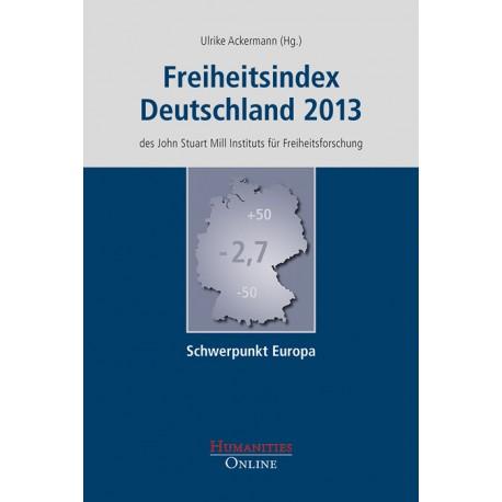 Freiheitsindex Deutschland 2013