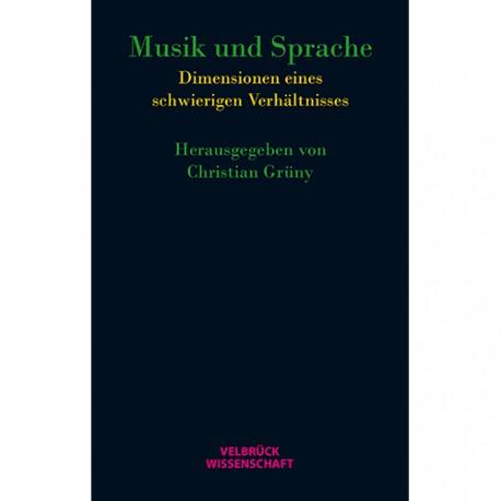 Musik und Sprache