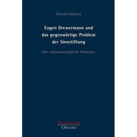 Eugen Drewermann und das gegenwärtige Problem der Sinnstiftung
