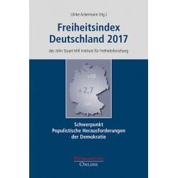 Freiheitsindex Deutschland 2017