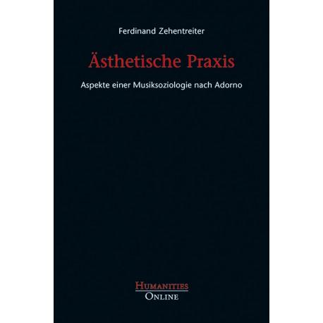 Ferdinand Zehentreiter, Ästhetische Praxis