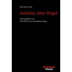 Aufsätze über Hegel