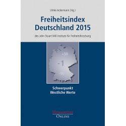 Freiheitsindex Deutschland 2015