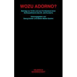 Wozu Adorno?
