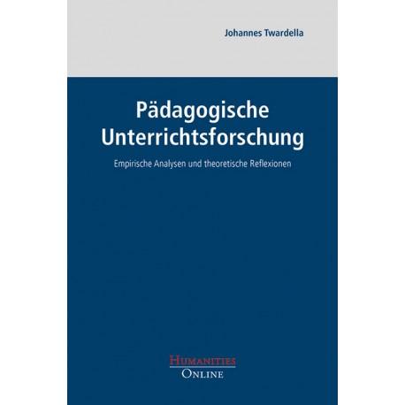 Pädagogische Unterrichtsforschung